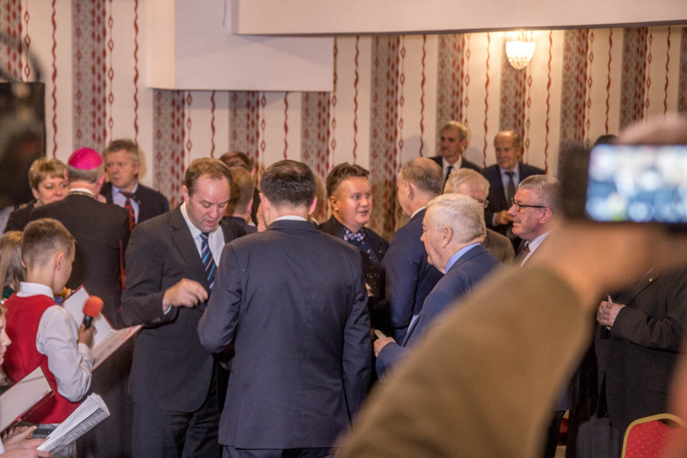 Zajazd nad Stawem Wigilia 2017